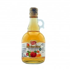 Ябълков оцет с мед 500 мл - Gulsan