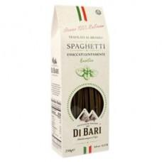 100% Италиански спагети Ди Бари - с босилек 250гр.