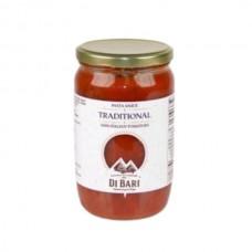 100% Италиански домати Ди Бари - традиционален сос 680гр.