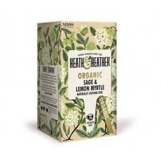 Био градински чай с лимон 20 филтъра - Heath & Heather