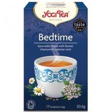 Био аюрведичен чай Вечерен 17 филтъра - Yogi Tea
