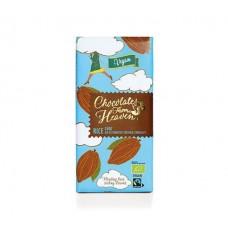 Био веган оризов шоколад 100 гр - Chocolates from heaven