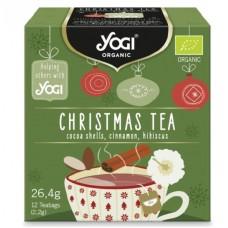 Био аюрведичен чай Коледен 12 пак - Yogi Tea