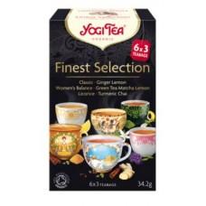 Био аюрведичен чай Специална Селекция 18 пак - Yogi Tea