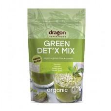 Био зелен Det'x микс 100 гр - Dragon superfoods