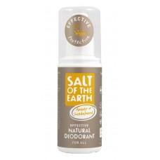 Кристален део спрей Amber & Sandalwood 100 мл - Salt of the Earth