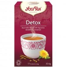 Био аюрведичен чай Детокс 17 филтъра - Yogi Tea