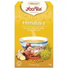 Био аюрведичен чай Хималая 17 филтъра - Yogi Tea