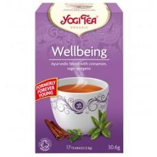 Био аюрведичен чай Вечно млад 17 филтъра - Yogi Tea