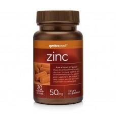 ZINC 50mg 30 Capsules - подсилва имунитета, антивирусен ефект