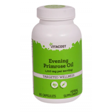 Evening Primrose Oil 1110 mg 60 caps - Vitacost