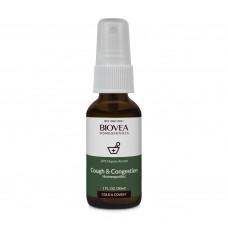Cough & Congestion Nomeopathic remedy (1oz) 30 ml - Biovea
