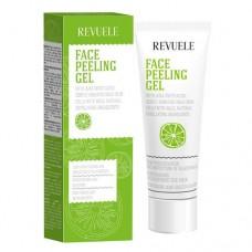 Пилинг за лице с плодови киселини 80 мл - Revuele