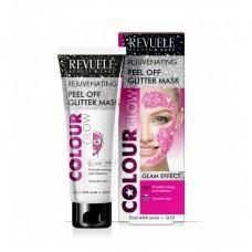 Блестяща маска за лице с подмладяващ ефект 80 мл - Revuele