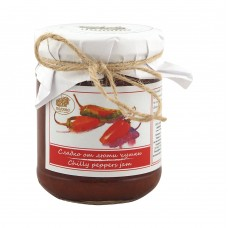 Сладко от червени люти чушки 240 гр - Поляна