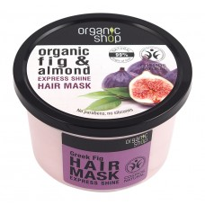 Маска за коса със Смокиня 250 мл - Organic Shop