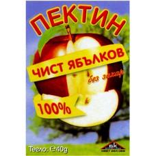 Ябълков Пектин на прах без захар 40 г - Бизнес Къща