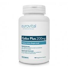 GABA PLUS 100 Capsules - антистресов ефект