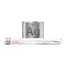Антибактериална четка за зъби със Сребърни частици - Gestor Cosmetics