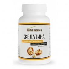 Желатина 330 мг 80 капс - Herba Medica