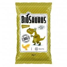 Био Царевичен снакс със Сирене 50 г - BioSaurus