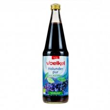 Био сок от бъз 750мл - Voelkel