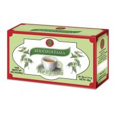 Чай Коприва 20 филтъра - Биопрограма