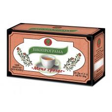 Чай Мезо грозде 20 филтъра - Биопрограма