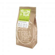Прах за бебешки дрешки и бяло пране 850 гр - Tierra Verde