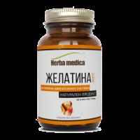 Желатина Форте 80 капс - Herba Medica