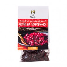 Сушена американска червена боровинка 100 гр - Земела