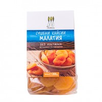 Сушени кайсии Малатия 200 гр - Земела