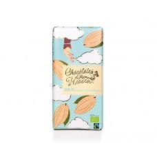 Био бял белгийски шоколад 100 гр - Chocolate from heaven