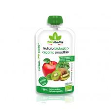 Био смути с ябълка, киви и спанак 120 гр - Bioitalia