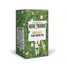 Био зелен ройбос 20 филтъра - Heath & Heather