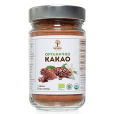 Био Какао на прах 140 гр - NIRVANA foods