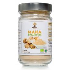 Био Мака на прах 175 гр - NIRVANA foods