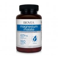 MAGNESIUM MALATE 450mg - хранителна добавка Biovea