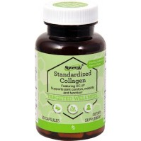 Synergy Standardized Collagen Undenatured Featuring UC-II®  30 capsules - Vitacost