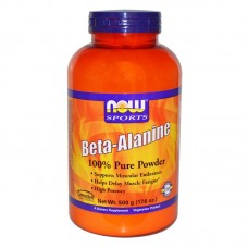 Бета аминокиселина Now - Beta-Alanine Прах - 500 гр