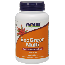 Now EcoGreen Multi - 60 таблетки