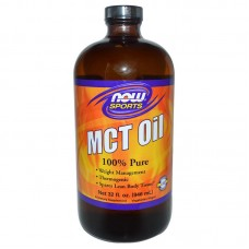 Now MCT Oil (Средноверижни триглицериди) - 946 мл