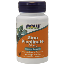 Now Zinc Picolinate 50 мг - 60 капсули