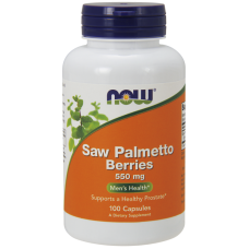 Now Saw Palmetto 550 мг