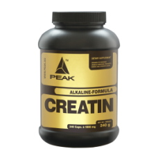 Креатинова форма Peak Alkaline Creatine 240 капс