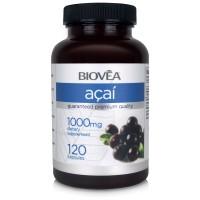 ACAI BERRY 1000mg - мощен антиоксидант, спомага за отслабване, комплексен ефект
