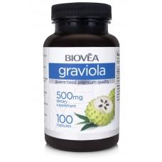 GRAVIOLA 500mg 100 капсули - за здравето на имунната система