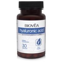 HYALURONIC ACID 40mg 30 Capsules - укрепва ставите и хрущяла, против стареене и бръчки