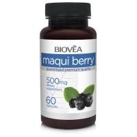 MAQUI BERRY 500mg - мощен антиоксидант, отслабване, комплексен ефект - срок на годност - 30.08.2020