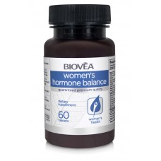 WOMEN'S HORMONE BALANCE 60 Tablets - за хормонален баланс, при менопауза